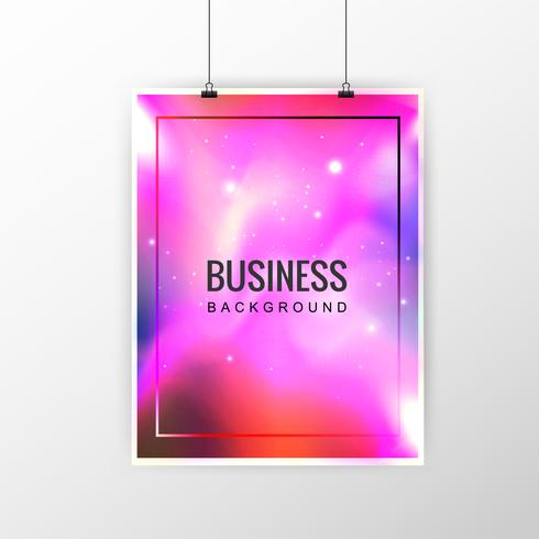 Opknoping stand-display mockup voor zakelijke reclame en promotie