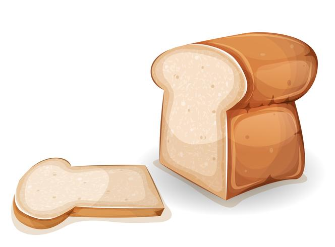 Bread Or Brioche With Slice