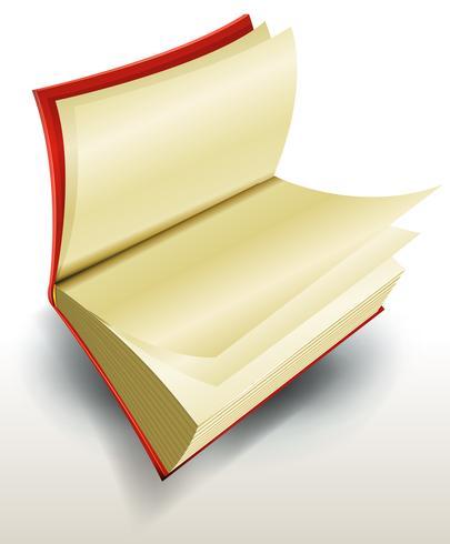 Libro abierto de diseño
