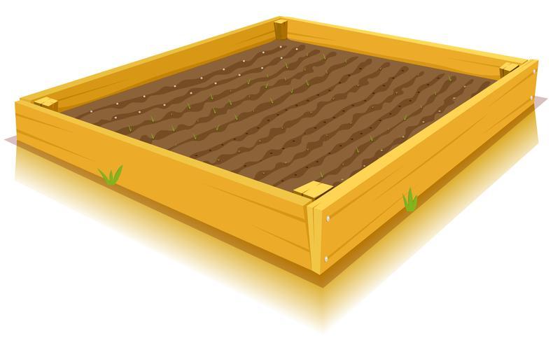 Square-foot tuinieren