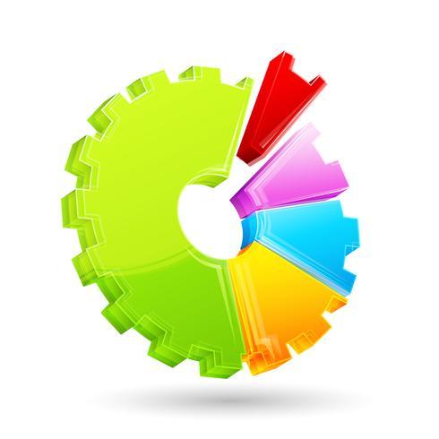 kugghjul vektor