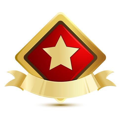 Sterne Auszeichnung vektor