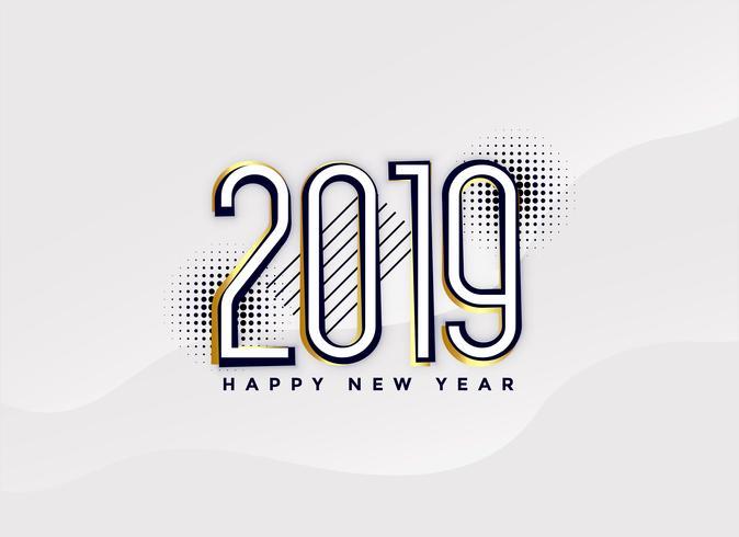 astratto design 2019 anno nuovo sfondo