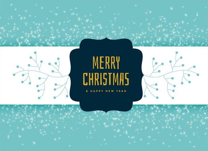 diseño decorativo de fondo feliz navidad