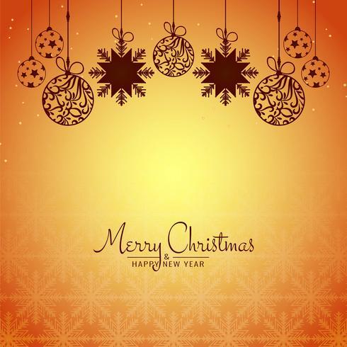 Abstrakter Feierfeierhintergrund der frohen Weihnachten