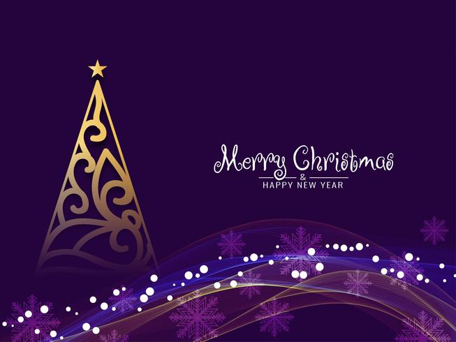 Abstrakter Festivalhintergrund der frohen Weihnachten