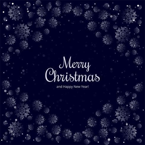 God julsnylapp kort bakgrund