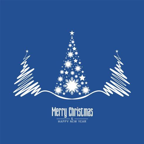 Abstrakt Glad julfestival bakgrund