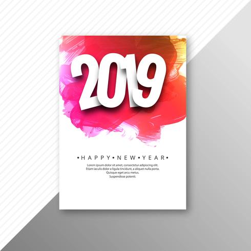 2019 text broschyr fest mall bakgrund