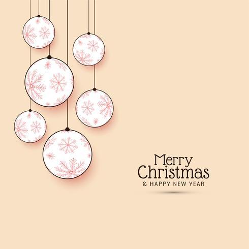 Abstracte prettige kerst achtergrond