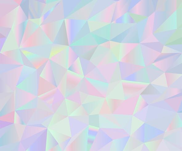Abstract vector background triangular
