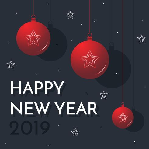 elegant new year background