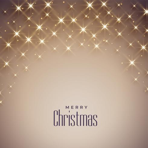 hermoso fondo brillante para feliz navidad