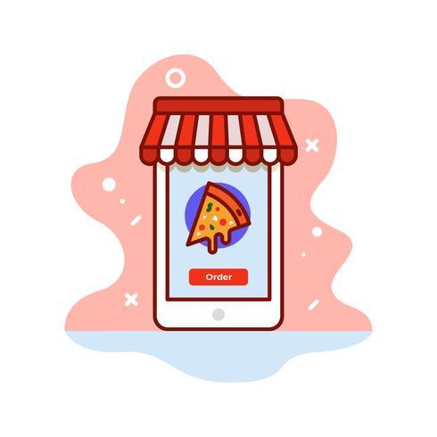 pizza online order
