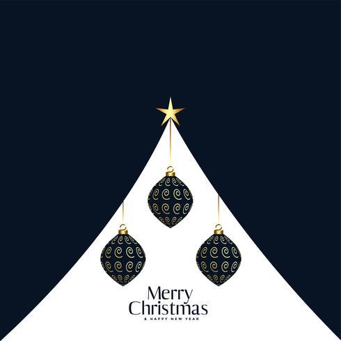greeting design for merry christmas season