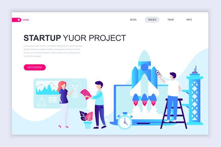 Banner de inicio web