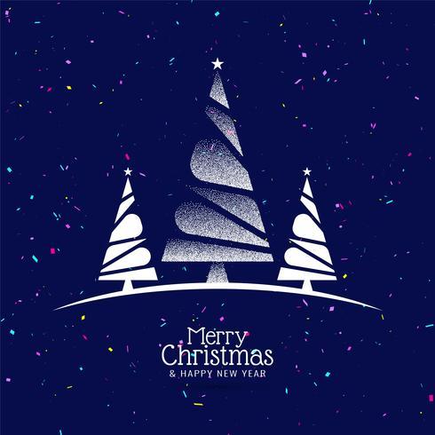 Resumo feliz Natal festival fundo de celebração