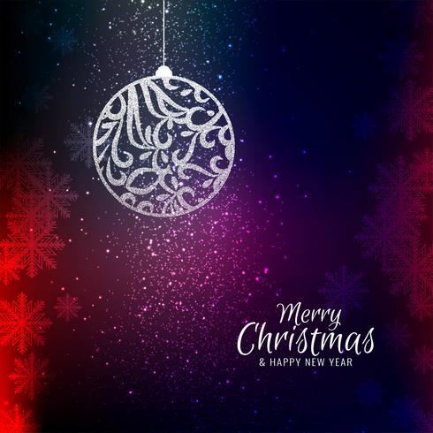 Resumen elegante fondo elegante de Navidad vector