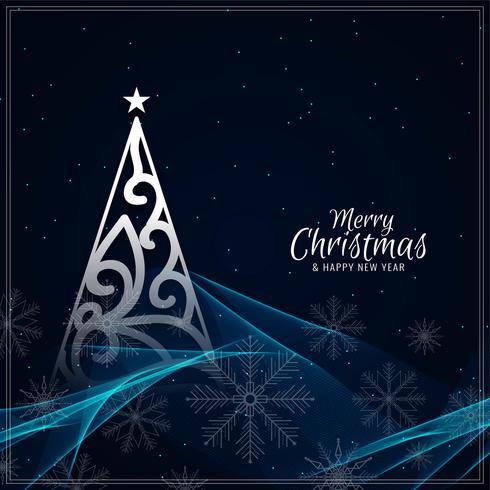 Résumé joyeux Noël festival beau fond