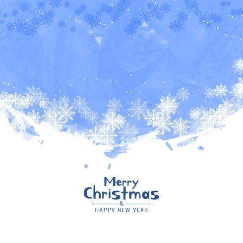 Glad julfestival firar hälsning bakgrund