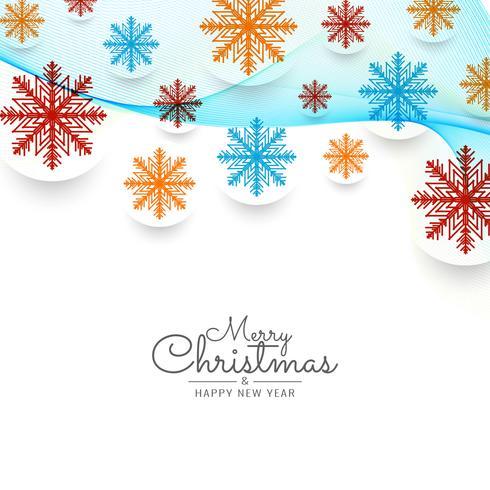 Fondo de celebración del festival de feliz Navidad