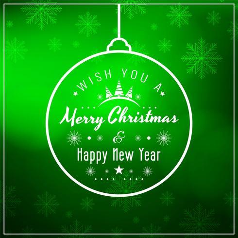 Fundo abstrato festival feliz Natal