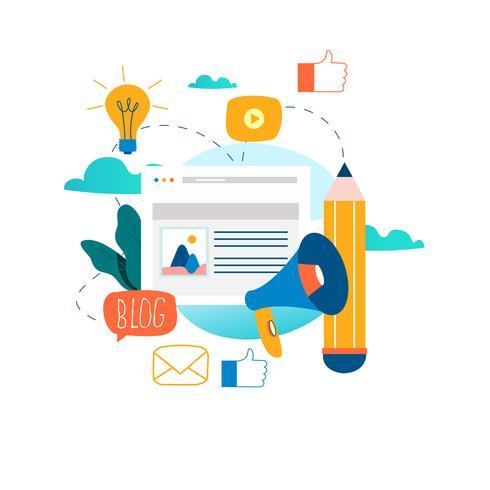 Blogging, educazione, scrittura creativa