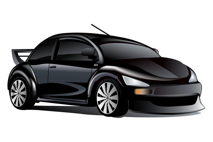 Sportbil vektor