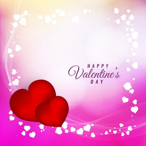 Abstract Happy Valentine S Day Lovely Background Download Free