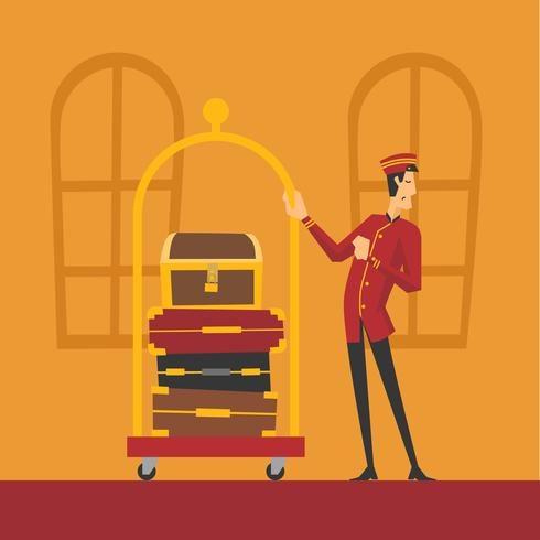 Bellhop Profession Expression vector