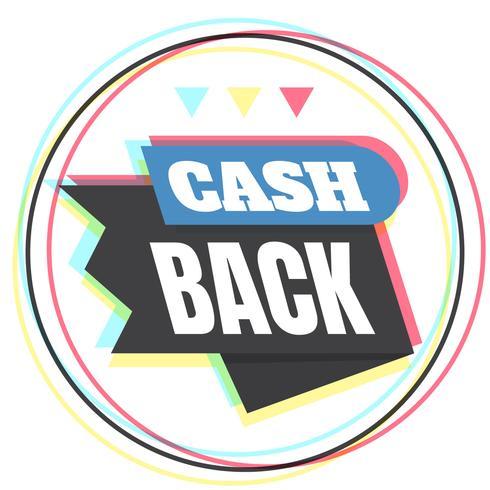 Cash Back Sign