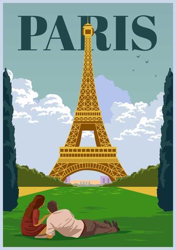 Parijs mijlpaal