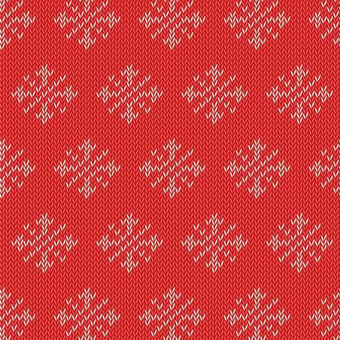 Modello a maglia invernale