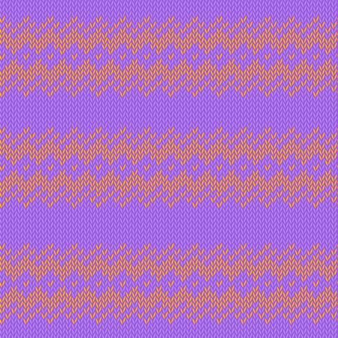 Vinterstickade mallar vektor