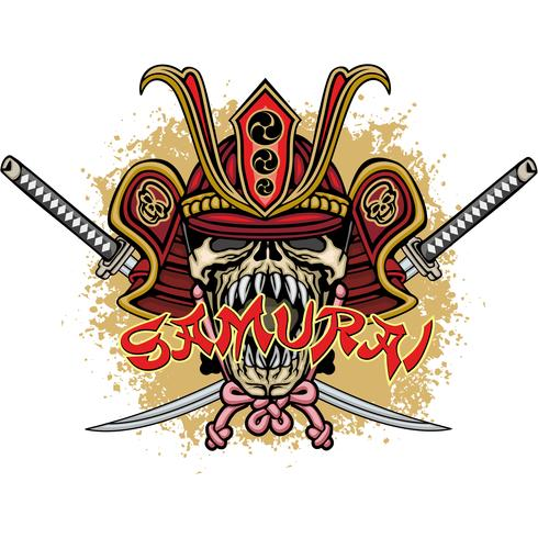 signo del cráneo samurai