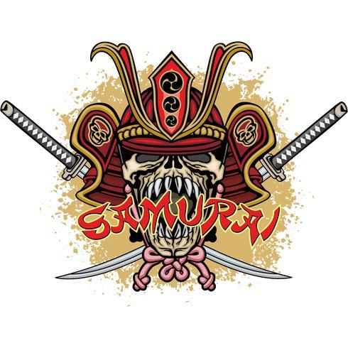 segno del teschio samurai