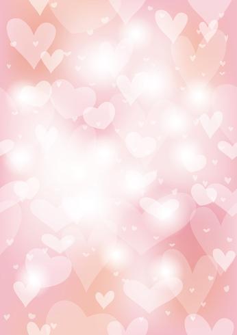 San Valentino / sfondo astratto senza giunte nuziale.