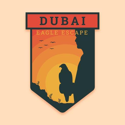 Los vectores de Dubai sobresalientes