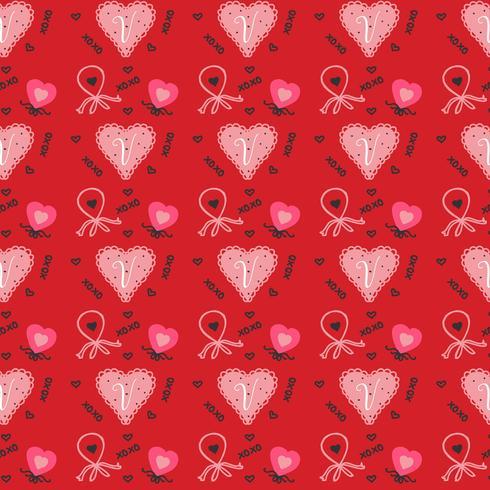 modello vettoriale di San Valentino