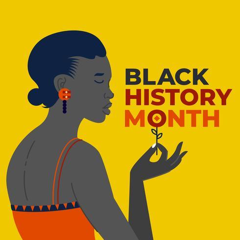 Mois de l'histoire des femmes afro-américaines noires