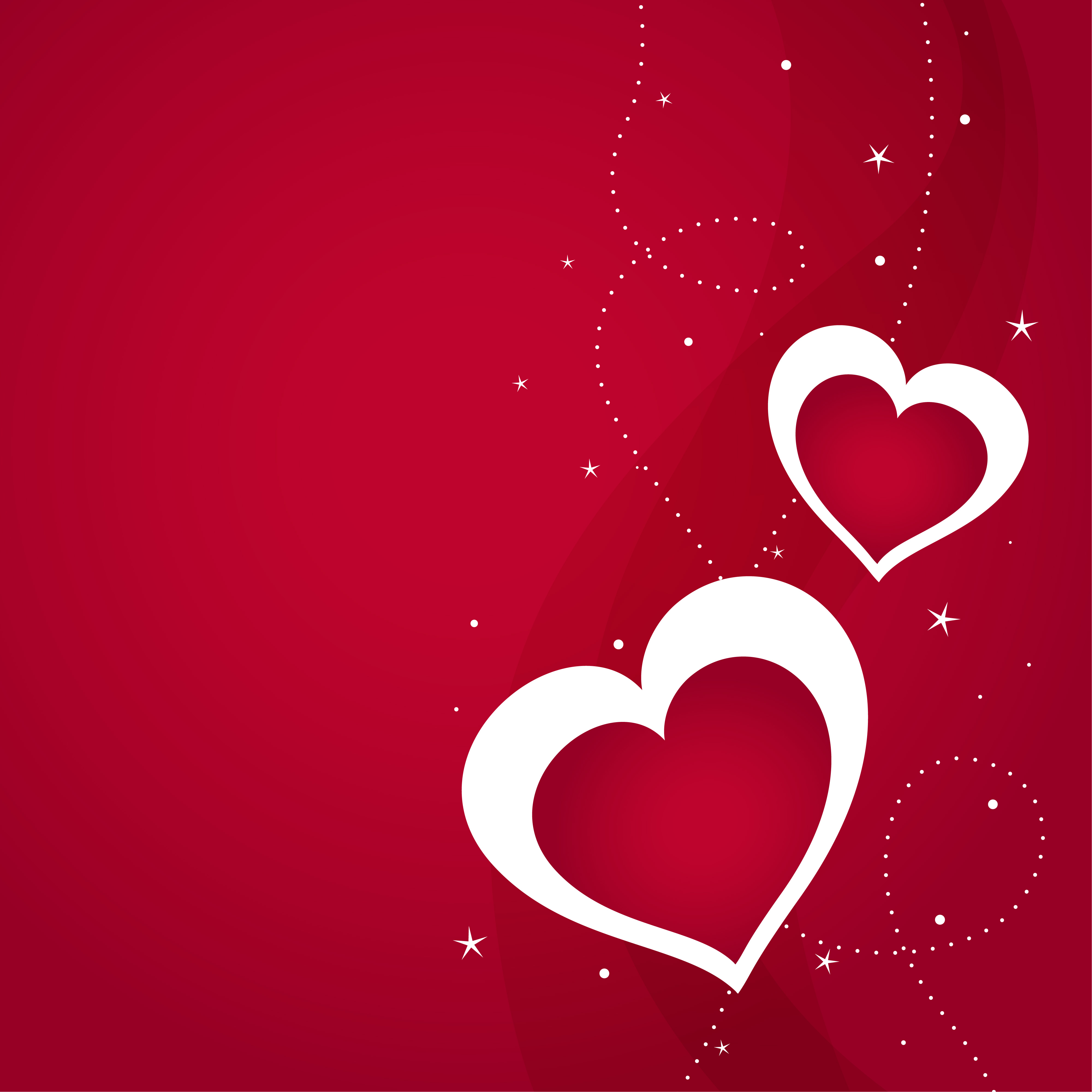 Valentines Day Wallpaper: Happy Valentines Day Greeting Background