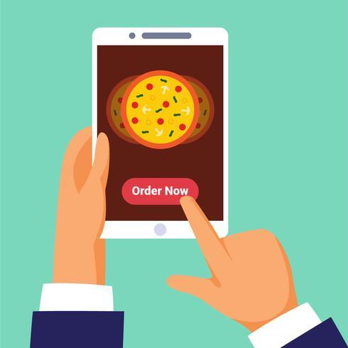 commande alimentaire en ligne