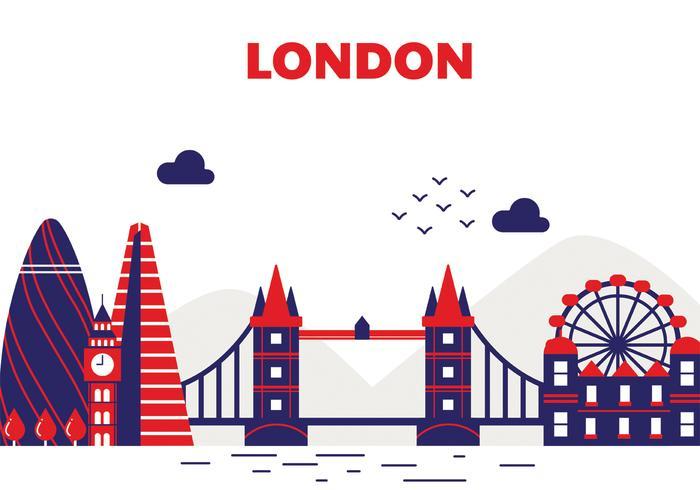 London vektor design