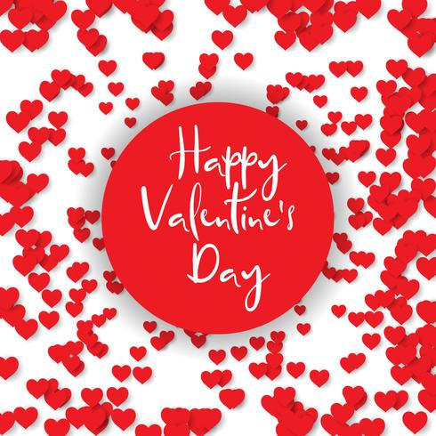 Valentine S Day Heart Background Download Free Vector Art Stock