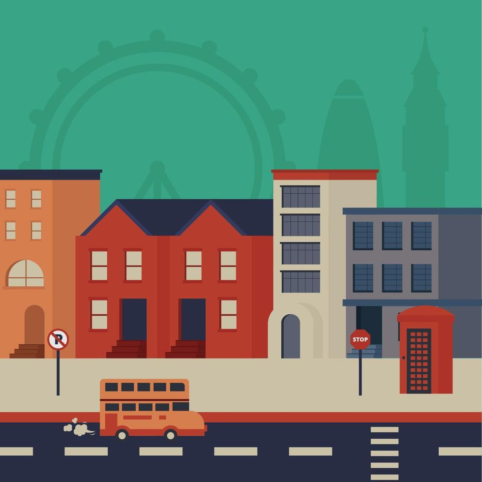 London Stadtbild