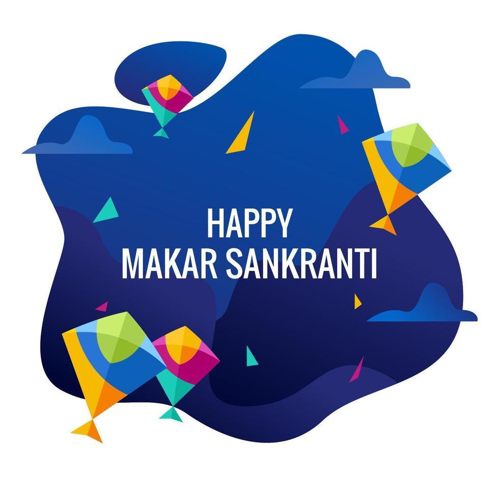 Glad Makar Sankranti