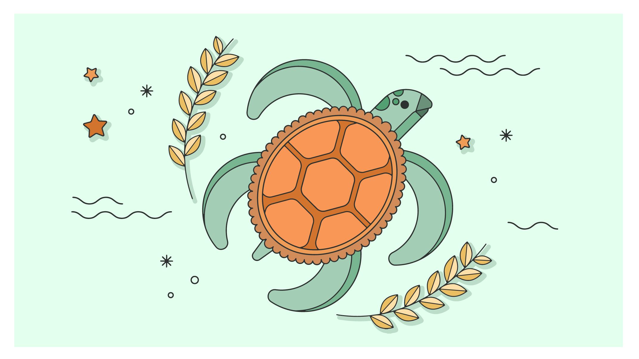 海龜q版 免費下載 | 天天瘋後製