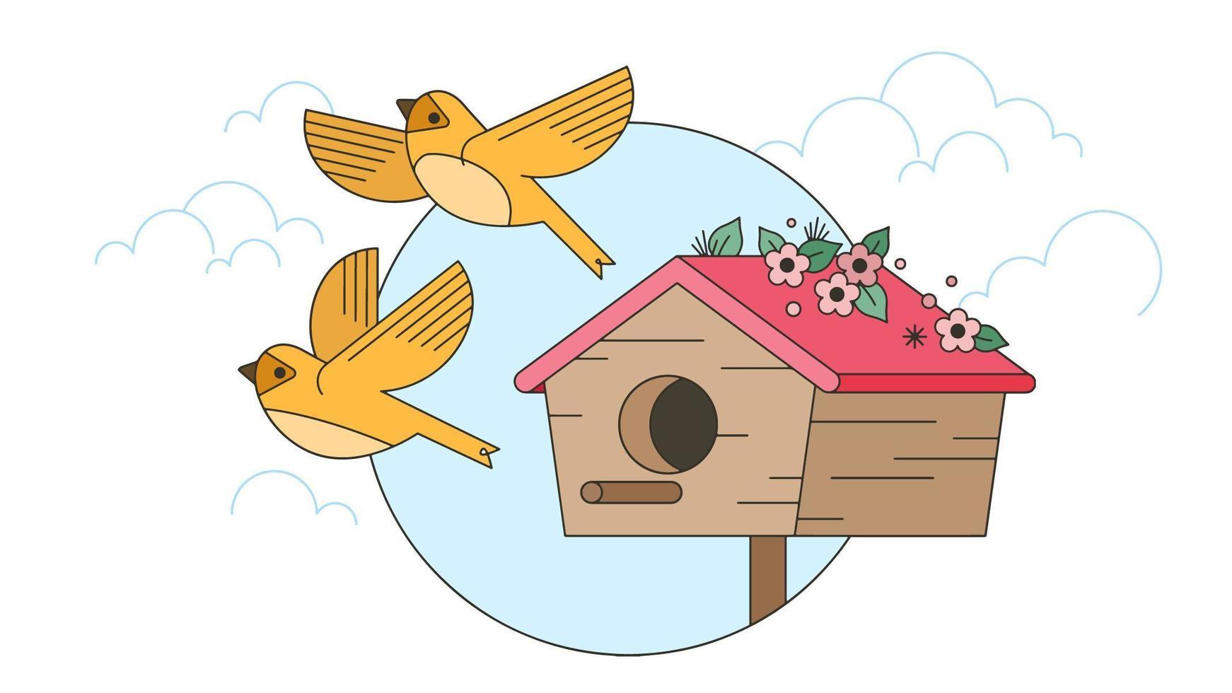 Aviary Vector