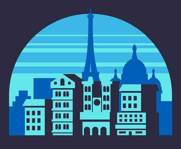 Illustration de paris