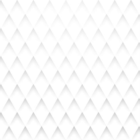 Vecteur de fond blanc de forme de diamant